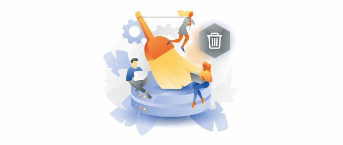 へテムルサーバー|データベースの削除方法