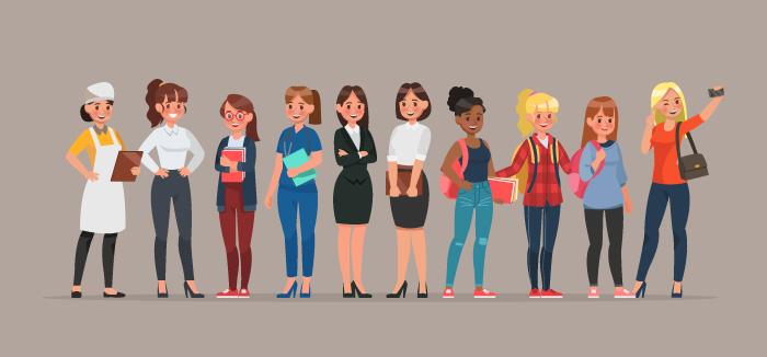 稼ぐ力を持つ女性に共通する考え方の技術