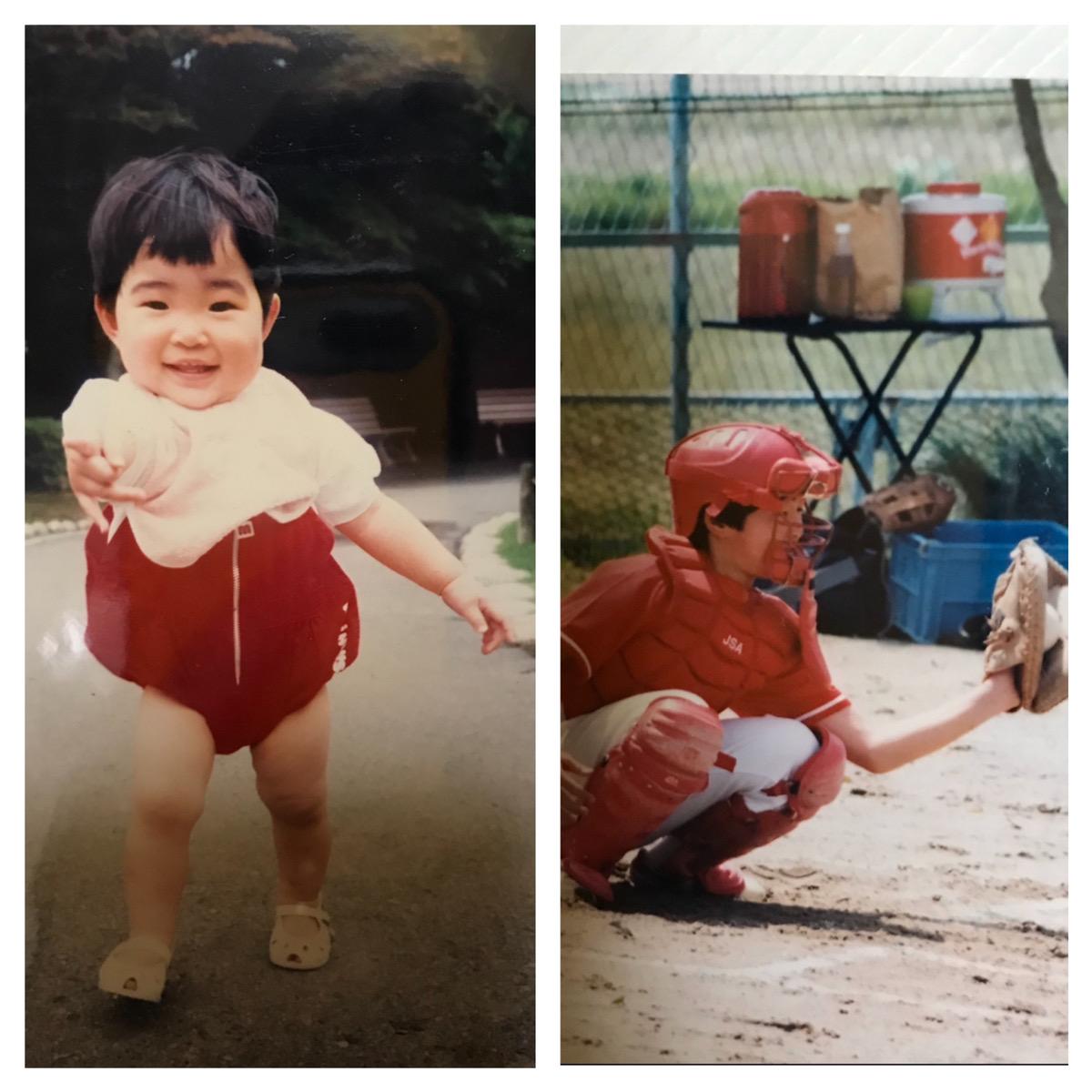 KYOKOの幼少期の画像